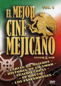 EL MEJOR CINE MEJICANO VOL.1 (5 DVD)