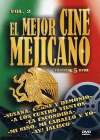 EL MEJOR CINE MEJICANO VOL.2 (5 DVD)