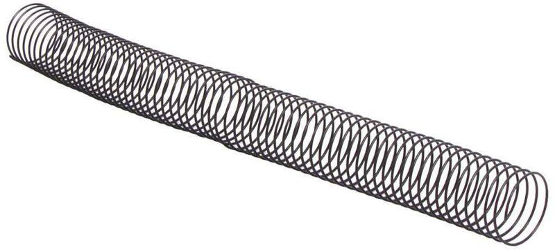 C / 30 ESPIRAL METALICA 5: 1 GBC 40MM NEGRO