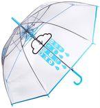 Paraguas Con Mensaje Ya Sabia Yo. .. Tanto Subir. .. -