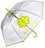 Paraguas Con Mensaje Pongamos De Moda La Felicidad -