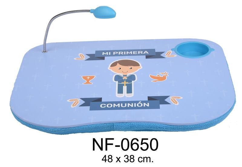 MESA PORTATIL C / LUZ 48X38 COMUNION BOY