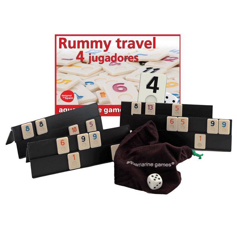 TRAVELL RUMMY R: DO003