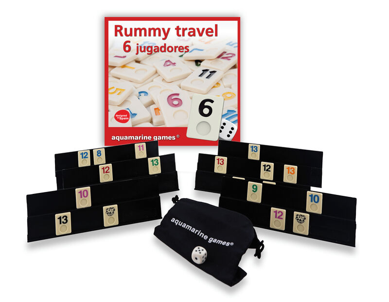TRAVELL RUMMY 6 JUGADORES