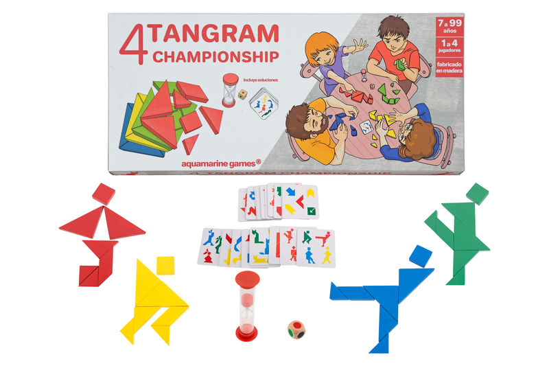 4 TANGRAM CHAMPIONSHIP R: CP039