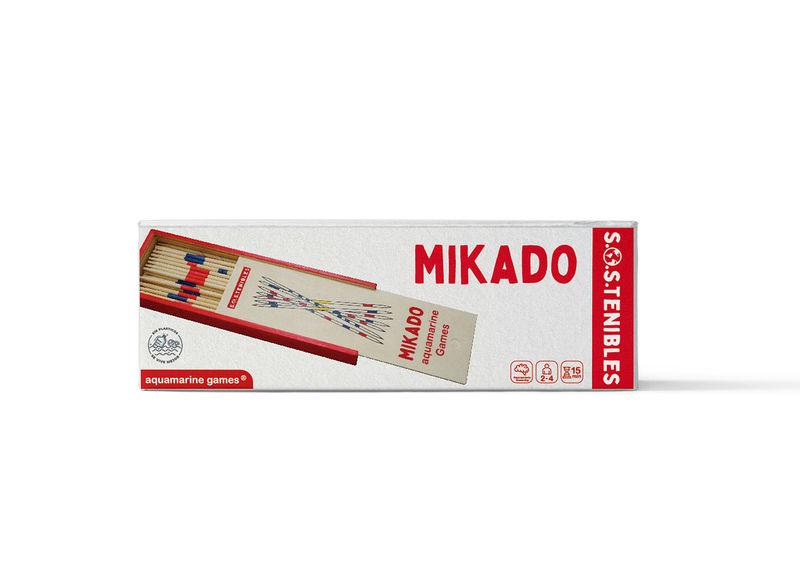 MIKADO FSC 100% - S. O. S. TENIBLES