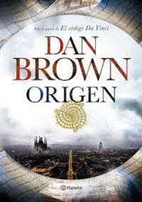 Origen (+libreta) (pack Verano) - Dan Brown