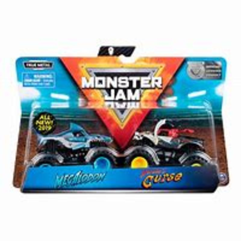 MONSTER JAM PACK DOBLE