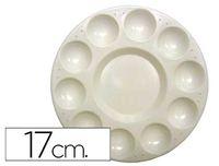 PALETA PLASTICO CIRCULAR 17CM R: A15408