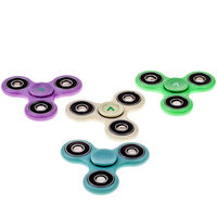 FINGER SPINNER VERDE GLOW IN THE DARK R: 59016V