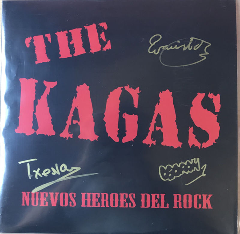 Nuevos Heroes Del Rock - The Kagas