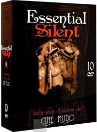 ESSENTIAL SILENCE (1906-26 CLASICOS CINE MUDO) (CAJA MADERA) (10 DVD)