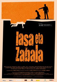 Lasa Eta Zabala (dvd)  * Unax Ugalde / Francesc Orella - Pablo Malo