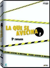LA QUE SE AVECINA, TEMPORADA 9 (10 DVD)