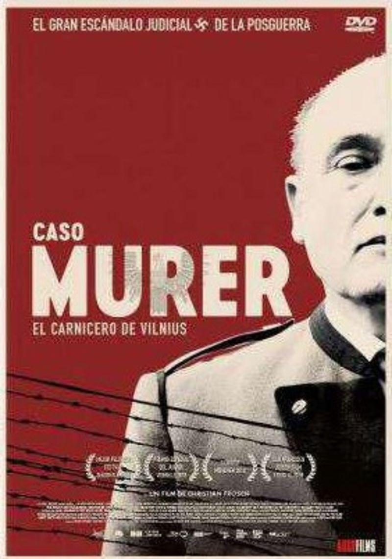 CASO MURER: EL CARNICERO DE VILNIUS (DVD) * KARL FISCHER, ALEXANDER