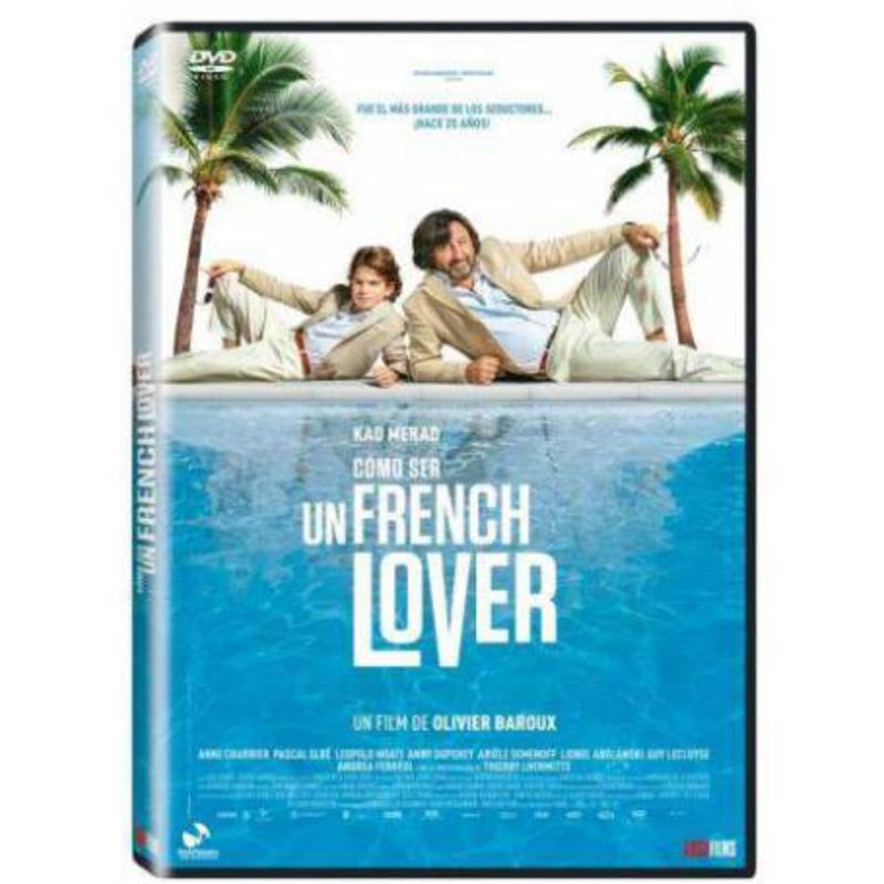 COMO SER UN FRENCH LOVER (DVD) * KAD MERAD
