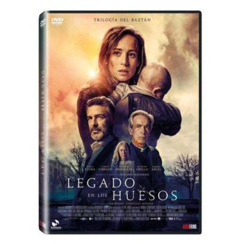 EL LEGADO DE LOS HUESOS (DVD) * MARTA ETURA / NENE