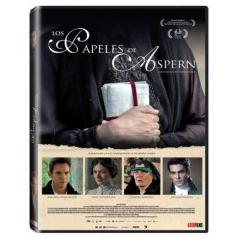 LOS PAPELES DE ASPERN (DVD)