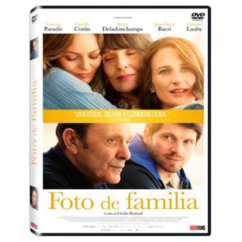 FOTO DE FAMILIA (DVD)