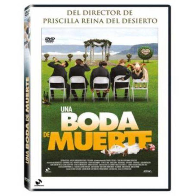 una boda de muerte (dvd) -