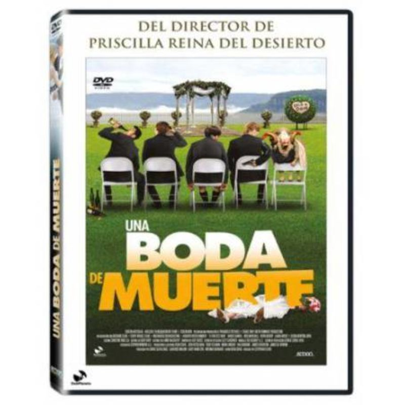 UNA BODA DE MUERTE (DVD)