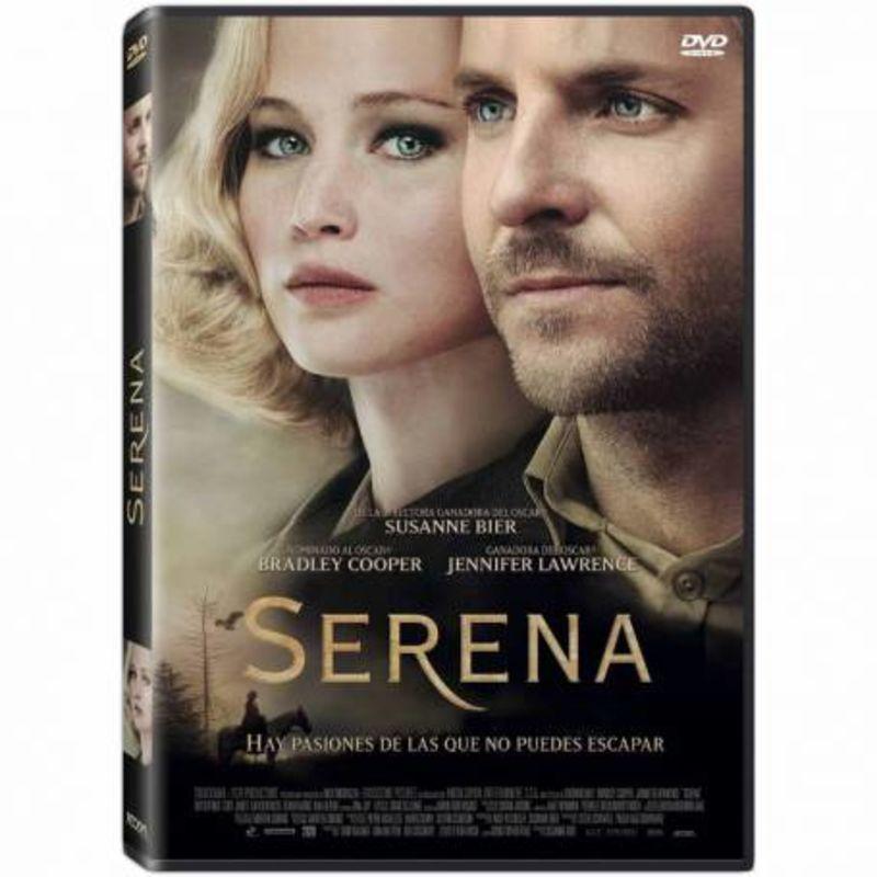serena (dvd) * bradley cooper - Susanne Bier