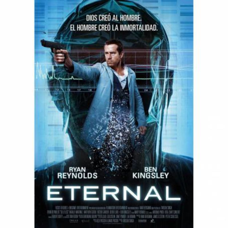 eternal (dvd) * ryan reynolds -