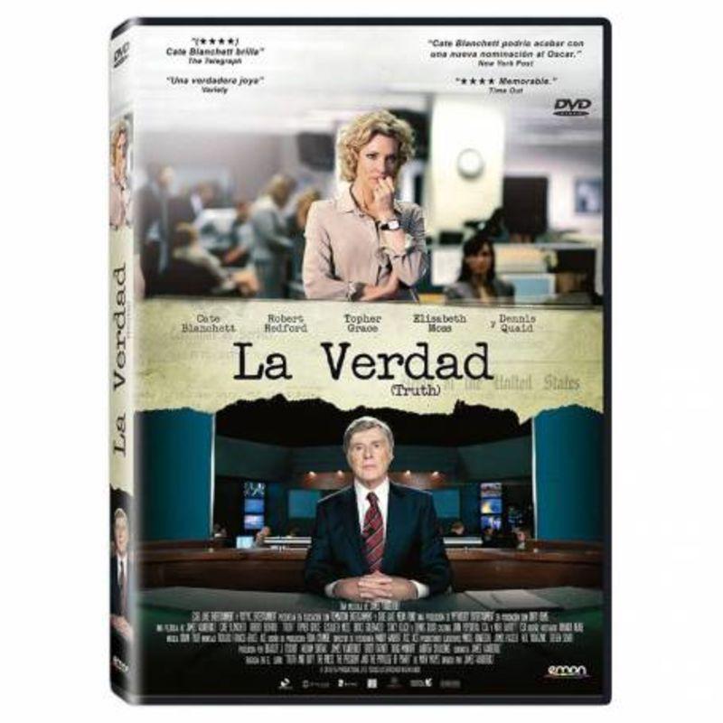 LA VERDAD (DVD) * ROBERT REDFORD