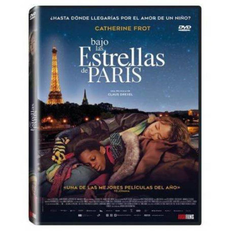BAJO LAS ESTRELLAS DE PARIS (DVD)