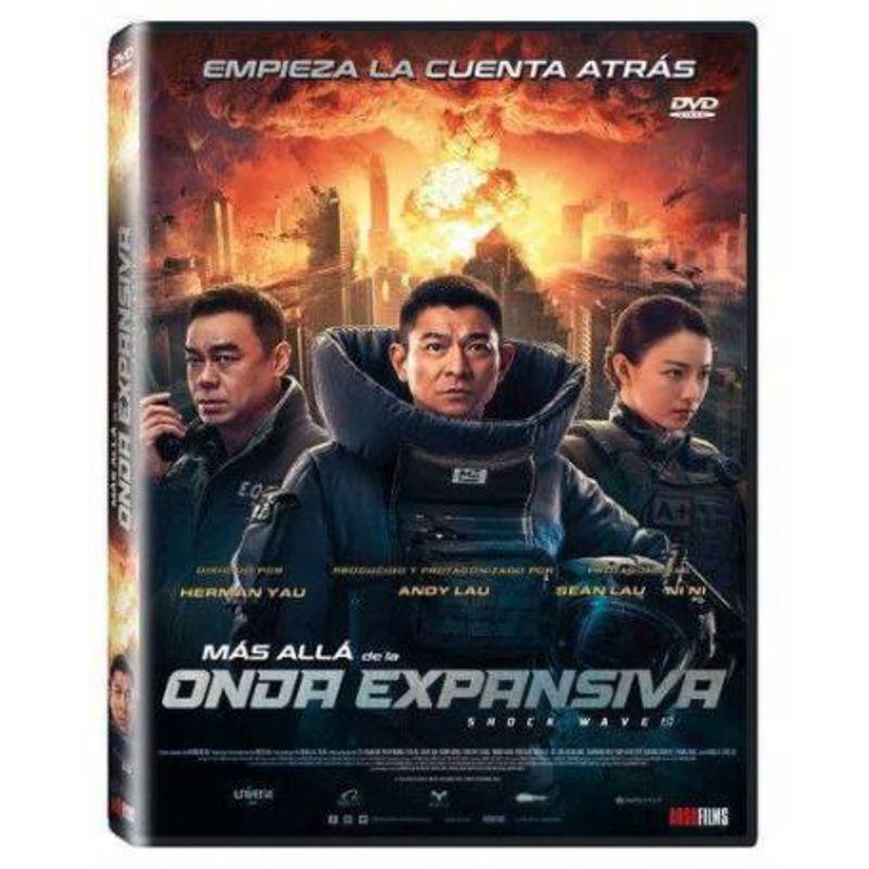 MAS ALLA DE LA ONDA ESPANSIVA (DVD)