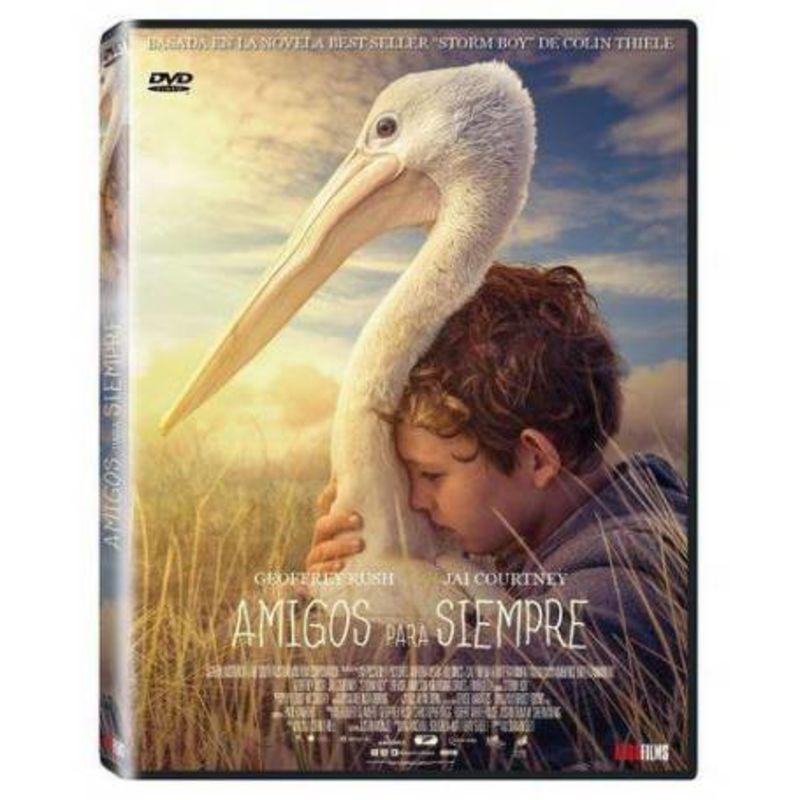 AMIGOS PARA SIEMPRE (DVD)
