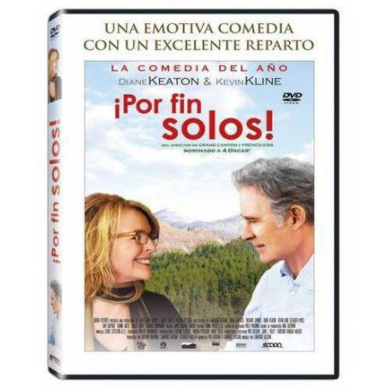 ¡POR FIN SOLOS! (DVD) * DIANE KEATON