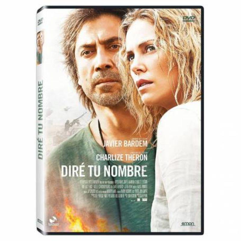 DIRE TU NOMBRE (DVD) * JAVIER BARDEM