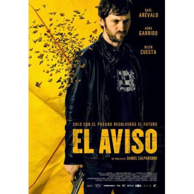 EL AVISO (DVD) * RAUL AREVALO / BELEN CUESTA