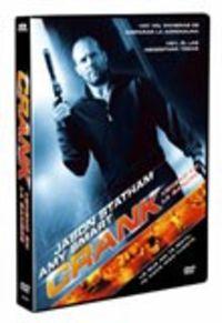 CRANK (VENENO EN LA SANGRE) (DVD) * JASON STATHAM / AMY SMART