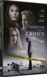 SECRETOS DE UN CRIMEN (DVD) * DIANE LANE