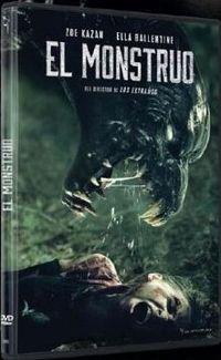 EL MONSTRUO (DVD) * ZOE KAZAN