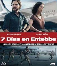 7 DIAS EN ENTEBBE (DVD) * DANIEL BROHL
