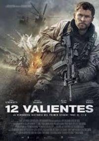 12 VALIENTES (DVD) * CHRIS HEMSWORTH