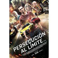 PERSECUCION AL LIMITE (DVD) * NICHOLAS HOULT, FELICITY JONES