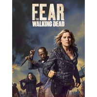 FEAR THE WALKING DEAD, TEMPORADA 4 (DVD)
