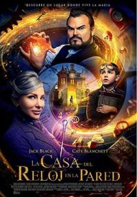 LA CASA DEL RELOJ EN LA PARED (DVD) * JACK BLACK, CATE BLANCHETT