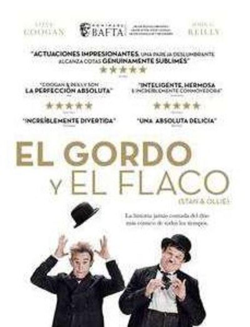 EL GORDO Y EL FLACO (STAN & OLLIE) (DVD) * STEVE COOGAN, JOHN C. REI