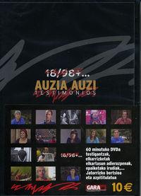 (DVD) 18 / 98 +. .. AUZIA AUZI (TESTIMONIOS)