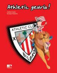 Athletic Geuria - Antton Irusta Zamalloa