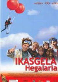 (DVD) IKASGELA HEGALARIA