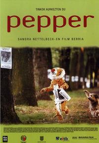 (DVD) PEPPER (EUSKARAZ)