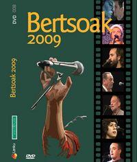 (DVD) BERTSOAK 2009