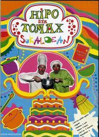 (DVD) HIPO ETA TOMAX SUKALDEAN