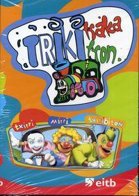 (5 Dvd)  Trikitrakatron -